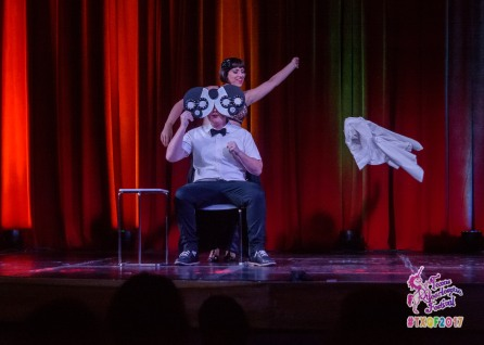 Texas Queerlesque Festival - Friday, July 28, 2017.