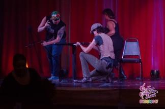 Texas Queerlesque Festival - Saturday, July 29, 2017.